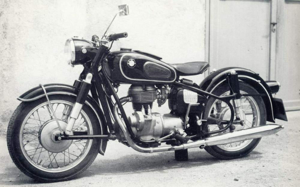 BMW R 27 technical specifications